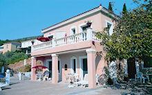 Villa Semeli in Samos stad
